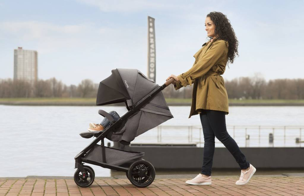 Nuna Nuna 2019 TAVO Stroller Caviar ( back in stock mid-June)