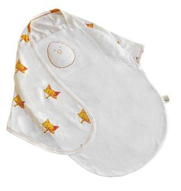 Nested Bean Nested Bean Zen Swaddle Premier - Friendly Fox