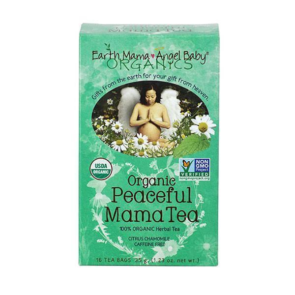 Earth Mama Angel Baby Earth Mama Angel Baby Peaceful Mama Tea
