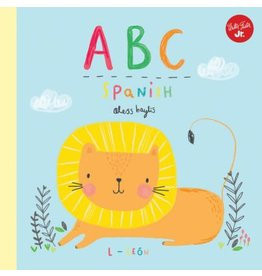 Books ABC Spanish
