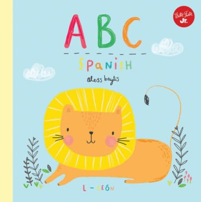 Books ABC Spanish
