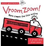 Books Vroom, Zoom! Board Book