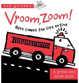 Books Vroom, Zoom! Board Book