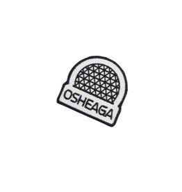 Osheaga Patch biodome logo Osheaga