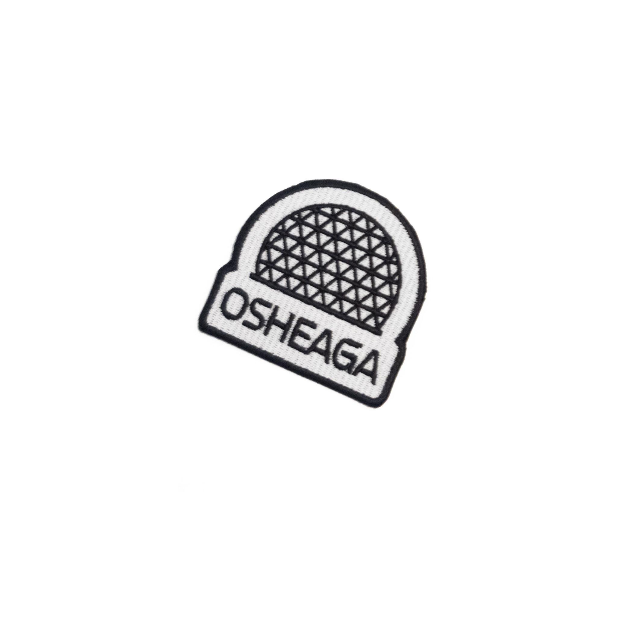 Osheaga Patche biodome logo Osheaga