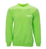 Unisex Osheaga Fluorescent Green Crew