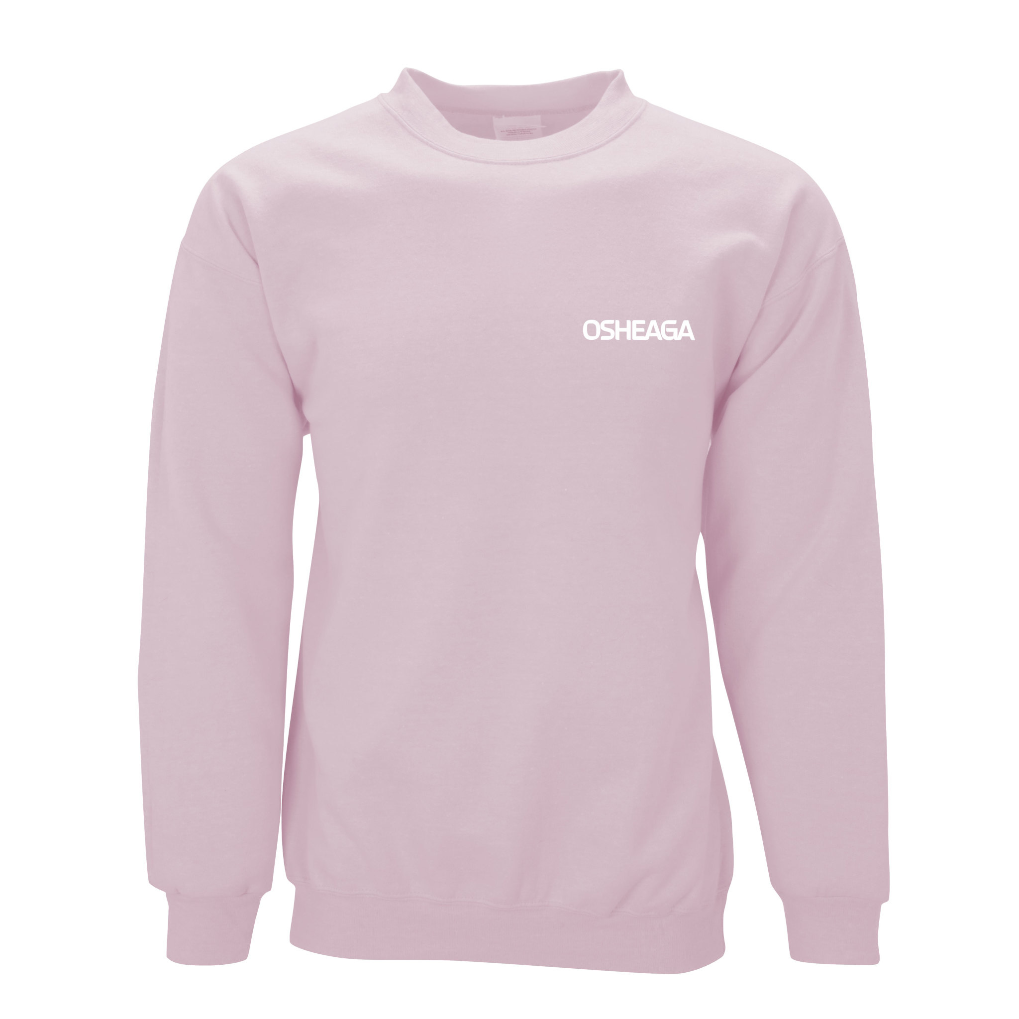 Unisex Osheaga Fluorescent pink Crew