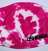 Pink Tie-Dye Face Cover