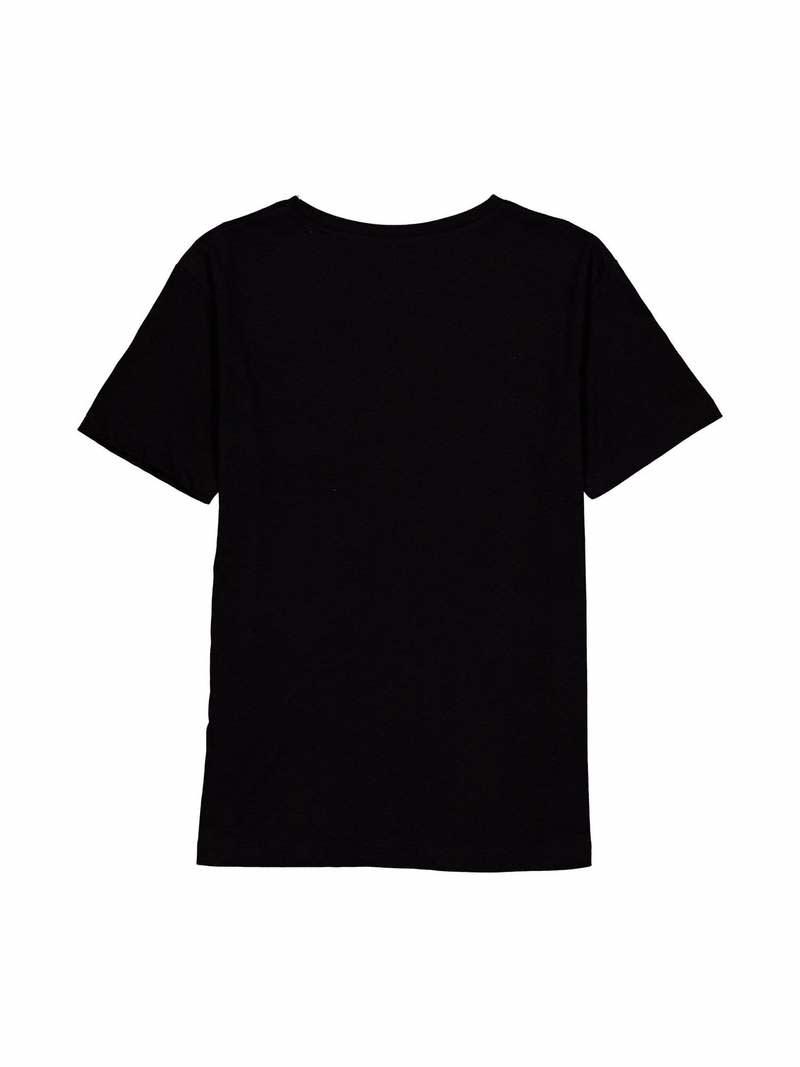 H&M Customizable black t-shirt