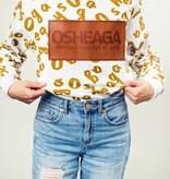 Osheaga OSHEAGA PUZZLE PRINT CREWNECK (UNISEX)