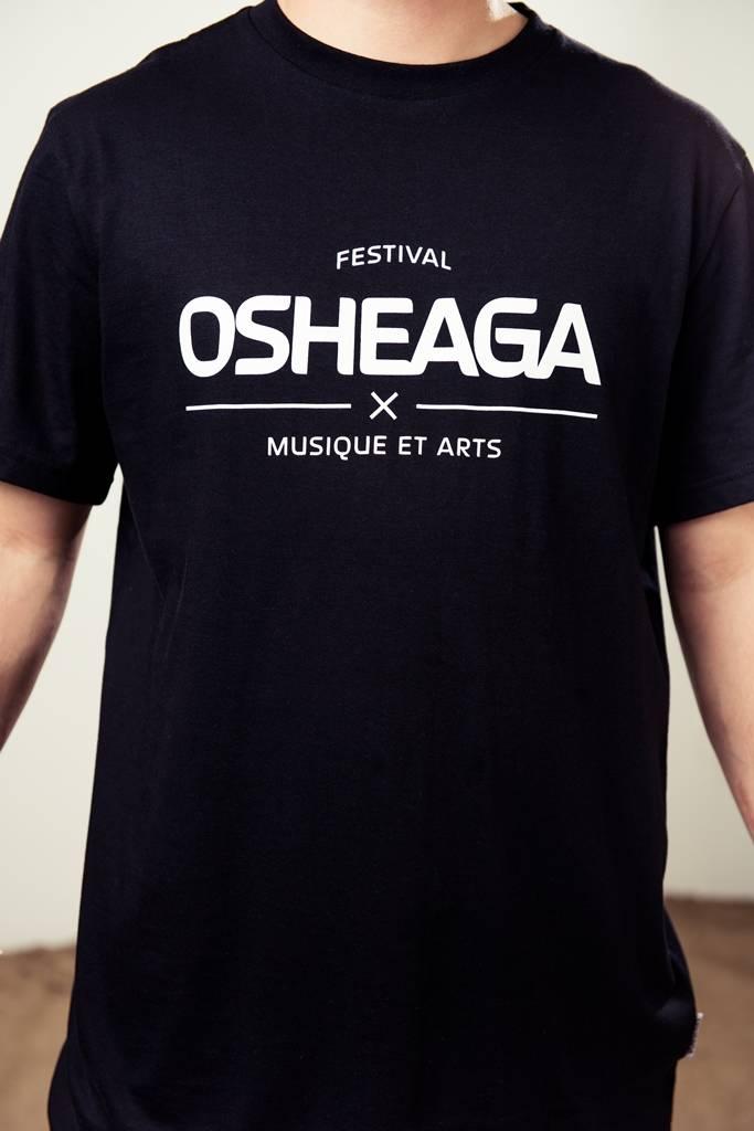 Osheaga T-SHIRT LOGO M&A (UNISEXE)