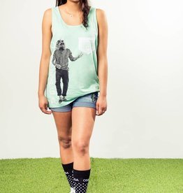 Osheaga SINGING GROUNDHOG TANK TOP (UNISEX)