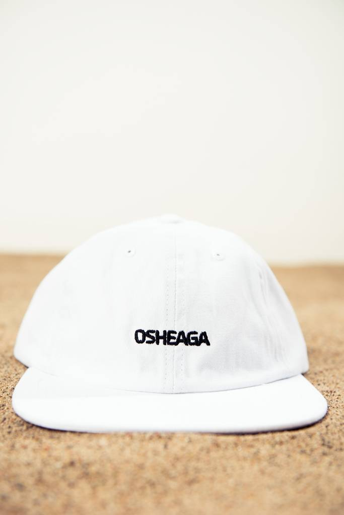 Osheaga WHITE DAD HAT