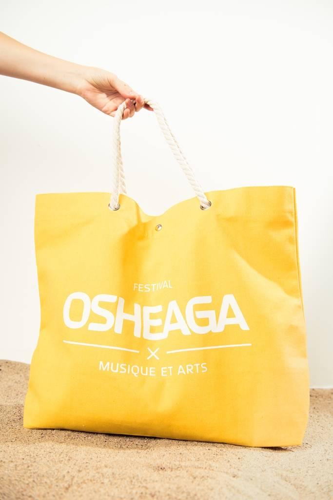 Osheaga SAC DE PLAGE JAUNE M&A