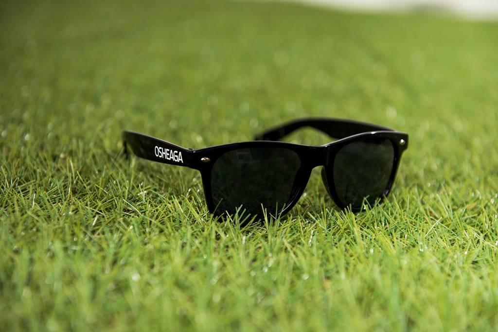 Osheaga CLASSIC BLACK SUNGLASSES