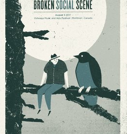 Pat Hamou Broken Social Scene
