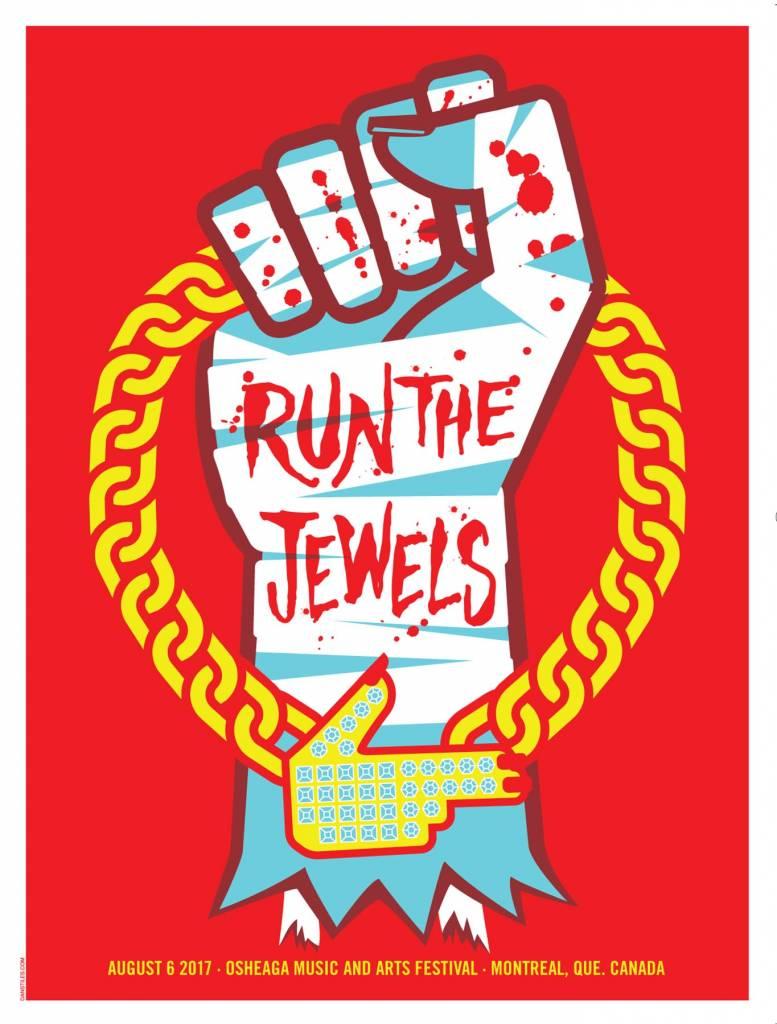 Pat Hamou Run the Jewels