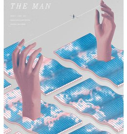 Musique sur papier SCREEN PRINT POSTER PORTUGAL THE MAN