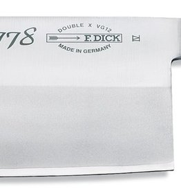 """F. Dick Corp Cleaver, 6-3/4"""""""