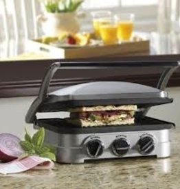 Cuisinart Multi Griddle, 5 Options