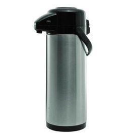 Service Ideas Airpot w/Pump, 3 Liter