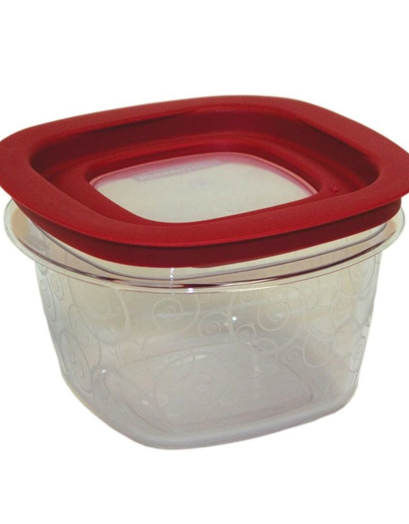Rubbermaid Food Storage Container, 5-1/16\