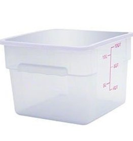 Thunder Group Food Storage Container, 12 Qt