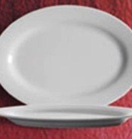 "CAC Oval Platter, CLINTON, 16"" (1 Doz)"