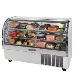 """Beverage Air Refrigerated Display Case, 61"""", 22.9 cu. ft."""