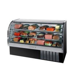 """Beverage Air Refrigerated Display Case, 73"""", 27.6 cu. ft."""