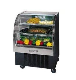 """Beverage Air Refrigerated Display Case,  37"""", 13.4 cu.ft"""