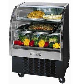 """Beverage Air Refrigerated Display Case, 37"""", 13.4 cu.ft."""