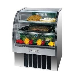 "Beverage Air Refrigerated Display Case, 37"" 13.4 cu.ft."