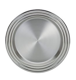 "Lenox Metal Tray, LENOX, 15"" (4 Pcs)"