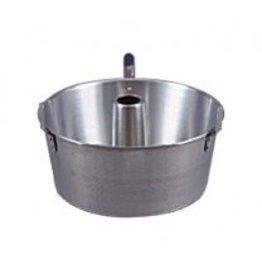 """Allied Metal Angel Food Cake Pan, 9-1/2"""""""