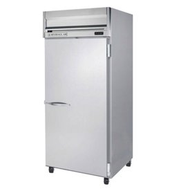 Beverage Air Reach-In Freezer, 1 Wide Sect, Solid Door, 34 cu.ft.