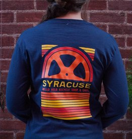 Mello Velo LS Syracuse T-shirt