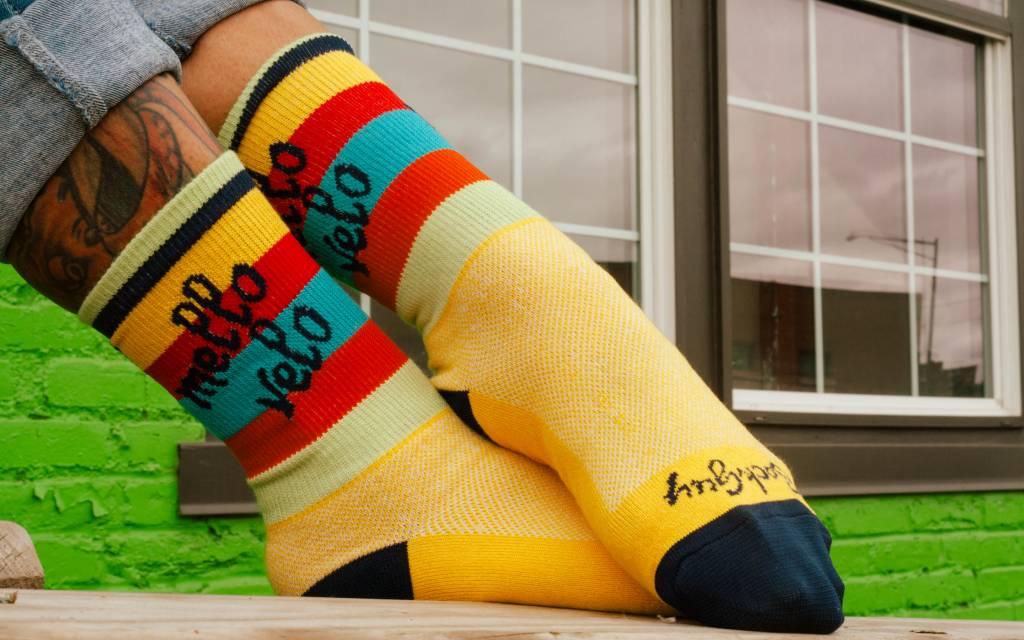 Mello Velo SockGuy Socks 2018
