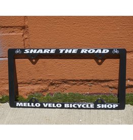 """Share the Road"" License Plate Frame"