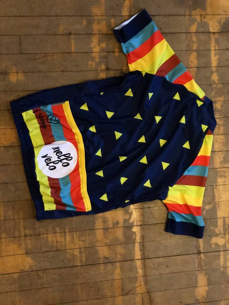 Mello Velo Team Verge Core Jersey (Relaxed Men's)