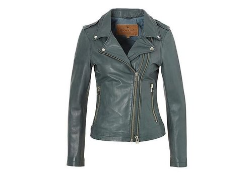 Goosecraft Leather bikerjacket