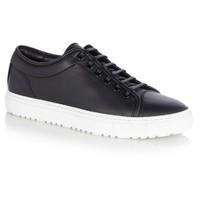 Low 1 leather sneaker