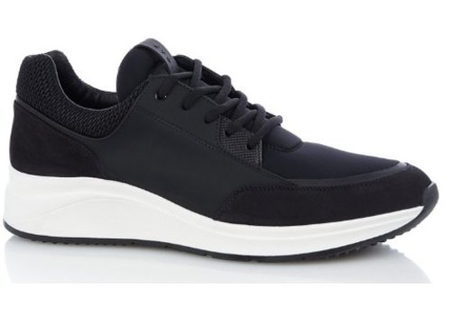 ETQ Vortex sneaker with leather details