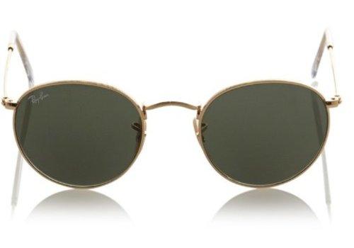 Rayban Round Metal men sunglasses