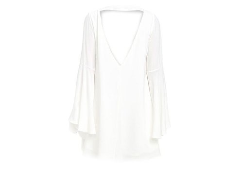 Diesel White Beach Dress