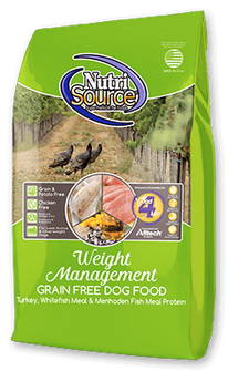 Nutrisource NS Grain Free Weight Management 30lb