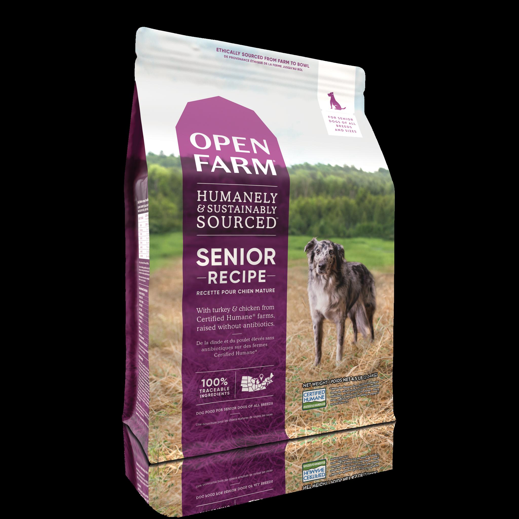Open Farm Open Farm Senior 4.5lb