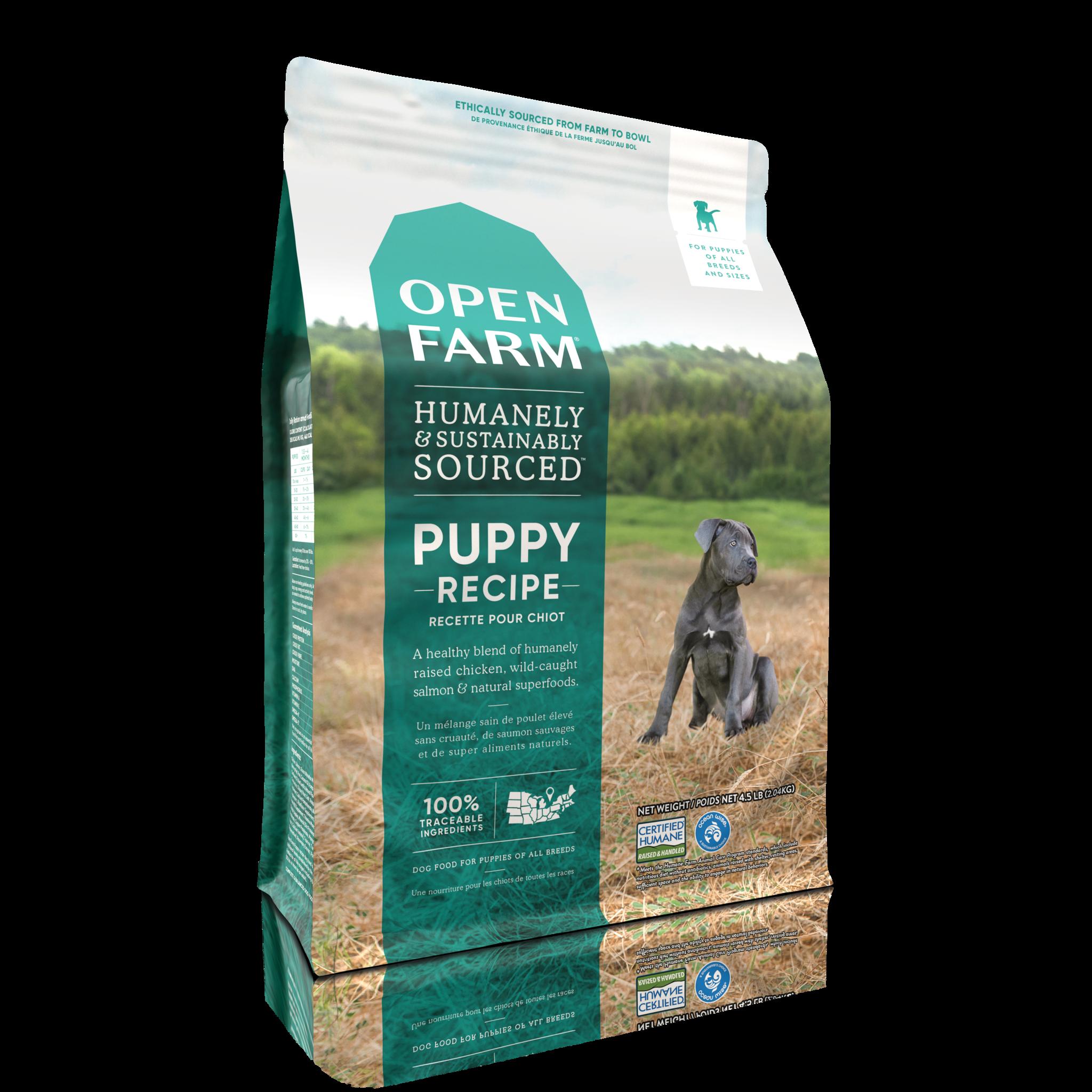 Open Farm Open Farm Puppy 4.5lb