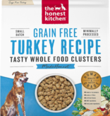 The Honest Kitchen Honest Kitchen Whole Food Clusters Turkey 5lb