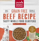 The Honest Kitchen Honest Kitchen Whole Food Clusters Beef 1lb